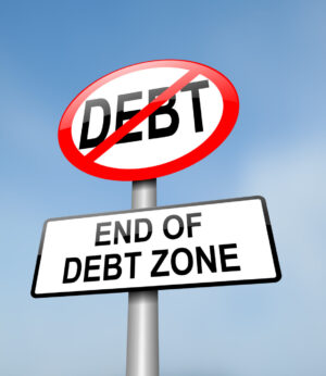 Debt options for people struggling financially