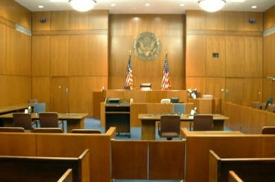 Orange County Bankruptcy Attorney - Bankruptcy Court Room full color