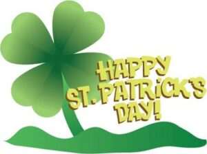 Sain Patrick's Day - The Law Offices of Chen & Tran - Orange County Bankruptcy Attorney