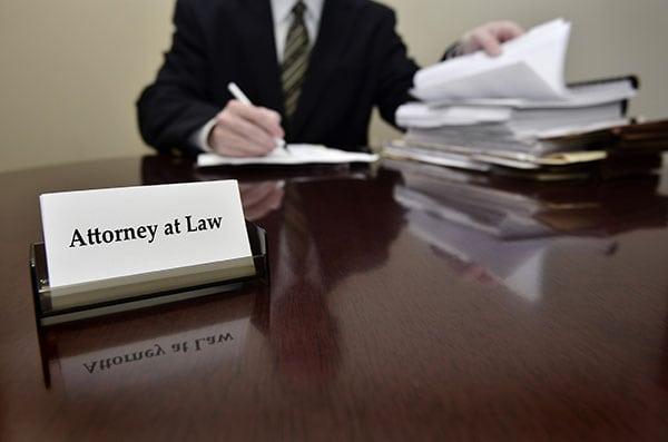 Legal Advisement